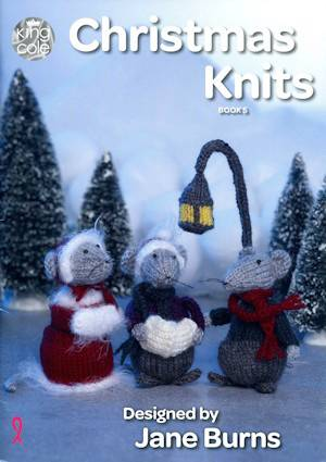 King Cole Christmas Knits No 5 Kcknit5 Knitwell Wools Ltd
