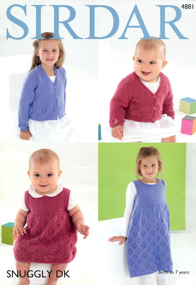 Sirdar Snuggly Dk Knitting Patterns Knitwell Wools Ltd