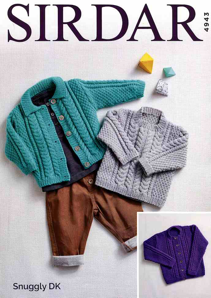 Sirdar Snuggly Dk Knitting Patterns Knitwell Wools Ltd
