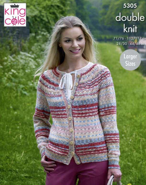 339fc6798 KC5305 King Cole Drifter DK - Knitwell Wools Ltd