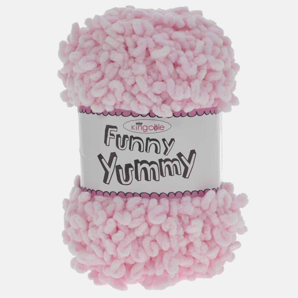 King Cole 100grm  Funny Yummy Super Chunky