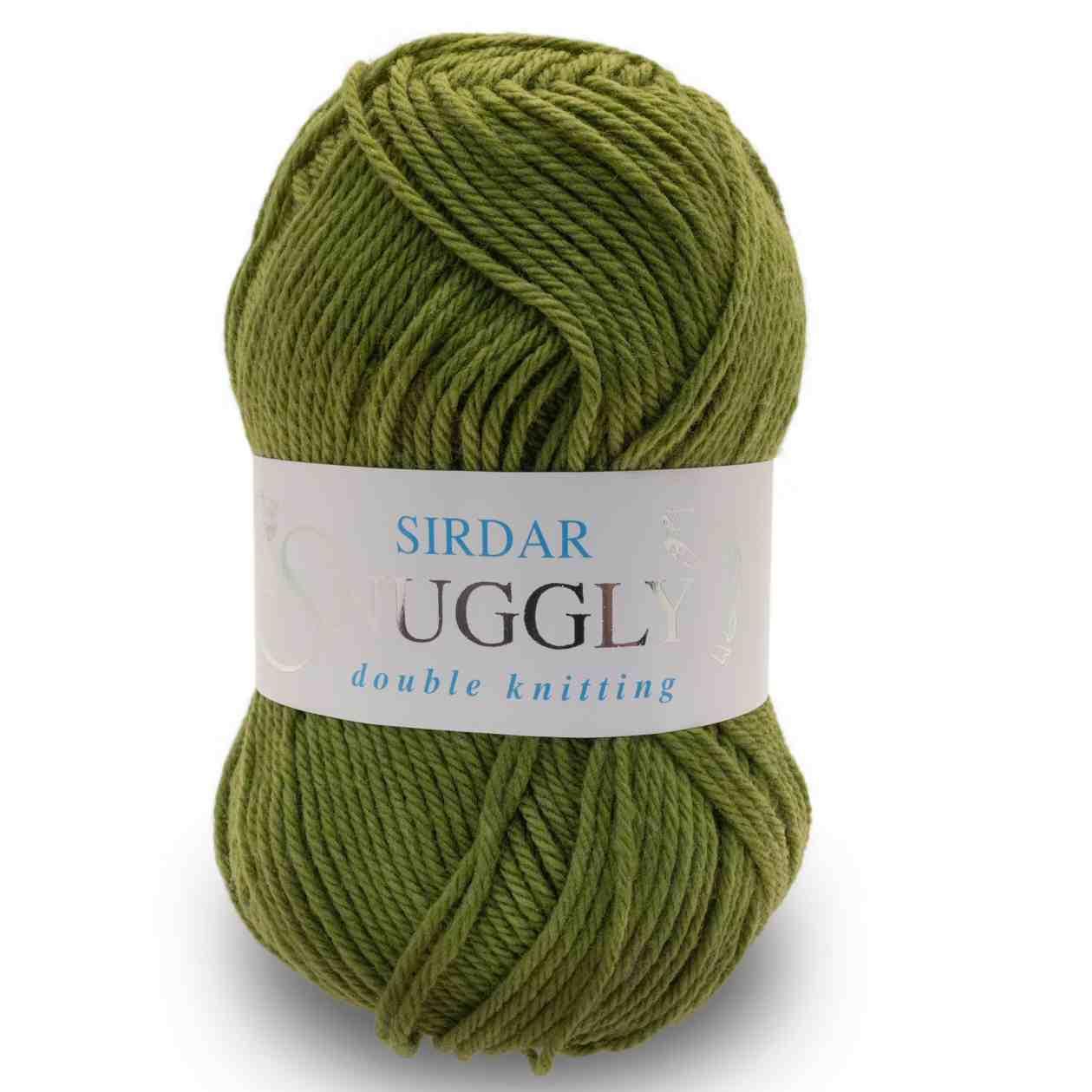 SIRDAR Snuggly DK 251 White Baby yarn x 50 gms